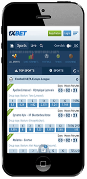 Betting Apps at hand