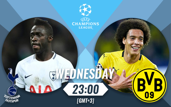 Tottenham - Borussia 02/13/2019  Prediction