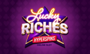 Lucky Riches Hyperspins